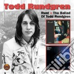 Runt & the ballad of todd rundgren cd musicale di Todd Rundgren