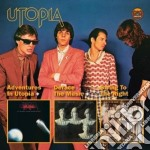 Adventures in utopia/deface the music cd musicale di Utopia
