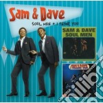 Soul men & i thank you cd musicale di Sam & dave