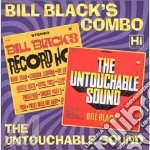 Untouchable/record hop - cd musicale di Bill black combo