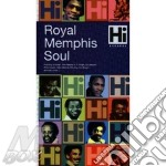 Royal memphis soul (4 cd) - cd musicale di A.peebles/o.clay/w.mitchell &