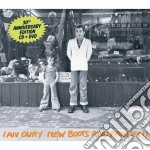 NEW BOOTS AND PANTIES! (CD + DVD) cd musicale di Ian Dury
