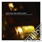 Nighthawks/translucence/drift music cd musicale di Foxx john & budd h