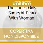Jones girl/at peace cd musicale di Girl Jones