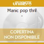 Manic pop thril - cd musicale di That petrol emotion
