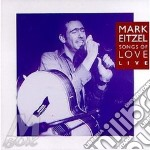 Songs of love live - cd musicale di Mark Eitzel