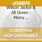 The christmas album - green al wilson jackie natale cd musicale di Wilson jackie + al green