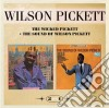 Pickett Wilson - Wicked Pickett / Sound Of Wils cd