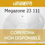 Megazone 23 111 - cd musicale di Artisti Vari