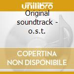 Original soundtrack - o.s.t. cd musicale di Bubblegum crisis (ost)