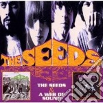 THE SEEDS/A WEB OF SOUND cd musicale di SEEDS