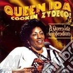 Cookin' zydeco! cd musicale di Ida Queen