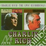 THE EPIC RECORDINGS cd musicale di RICH CHARLIE