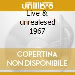 Live & unrealesed 1967 cd musicale di Tomorrow