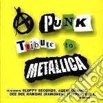 Tribute to metallica cd musicale di Artisti Vari