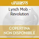 Revolution cd musicale di Mob Lynch