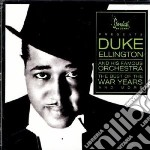 Best of the war years cd musicale di Duke Ellington
