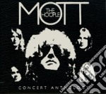 Concert anthology cd musicale di Mott the hoople