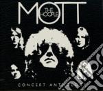 Mott The Hoople - Concert Anthology cd musicale di Mott the hoople