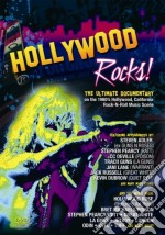 Hollywood rocks cd musicale di Artisti Vari