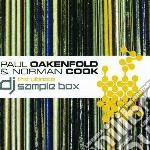 Ultimate dj sample box cd musicale di Paul & no Oakenfold