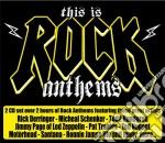 This is rock anthems cd musicale di Artisti Vari