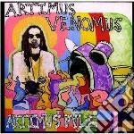 Artimus venomus cd musicale di Artimus Pyle