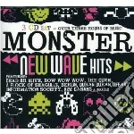 Monster new wave hits cd musicale di Artisti Vari