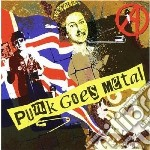 Punk goes metal cd musicale di Artisti Vari