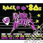 Guitar heroes-rock of cd musicale di Artisti Vari