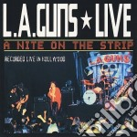 Nite on the strip-li cd musicale di Guns L.a.