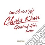 Greatest hits live cd musicale di Chaka Khan