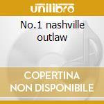 No.1 nashville outlaw cd musicale di Waylon Jennings