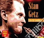 Live in london cd musicale di Stan Getz