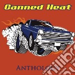 The anthology cd musicale di Heat Canned