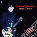 Sticks & stones cd musicale di Johnny Thunders