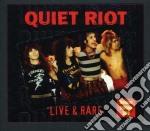 Live & rare cd musicale di Riot Quiet