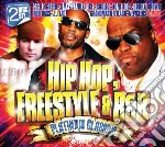 Hip hop, freestyle & r cd musicale di Artisti Vari