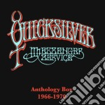 Anthology box 1966-197 cd musicale di Messenge Quicksilver
