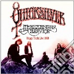 Happy trails live 1969 cd musicale di Messenge Quicksilver