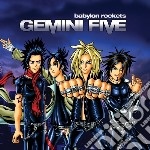 Babylon rockets cd musicale di Five Gemini