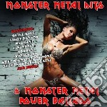 Monster metal hits & m cd musicale di Artisti Vari