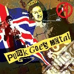 Punk goes metal cd musicale di Artisti Vari