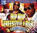Hip hop, freestyle & r cd musicale di Artisti Vari