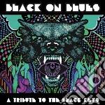 Black on blues cd musicale di Artisti Vari
