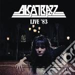 Live 83 cd musicale di Alcatrazz