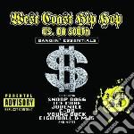 West coast hip hop vs. cd musicale di Artisti Vari