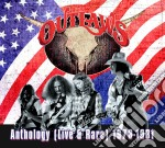 Anthology 1975-1981 cd musicale di Outlaws