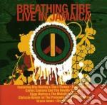 Breathing fire cd musicale di Artisti Vari