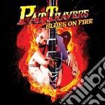 (LP VINILE) Blues on fire lp vinile di Pat Travers